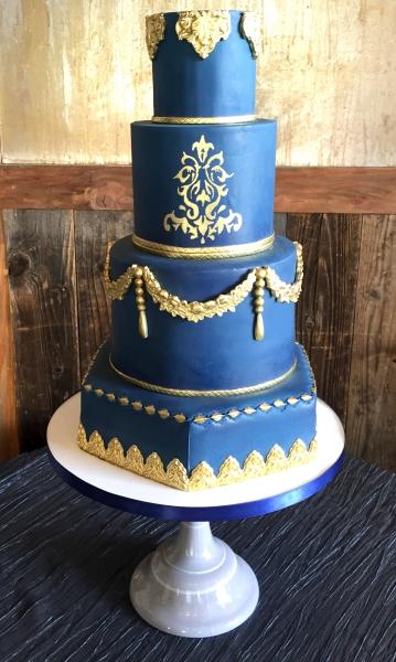 wedding cakes  u2013 fondant  u2013 frost it cupcakery