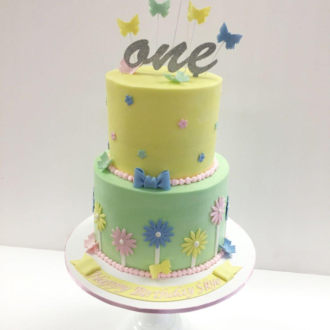 Birthday Cake Custom Thousand Oaks