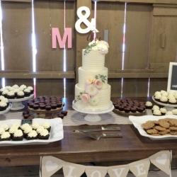 Wedding Dessert Bar