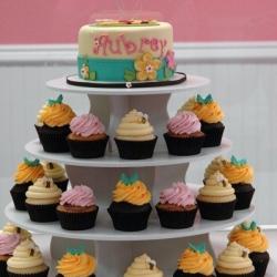 Baby Shower Cupcake Tower