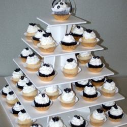 Sweet 16 Cupcake Tower