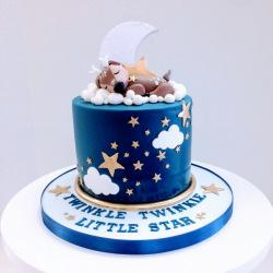 Baby Deer Cake