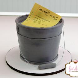 Bucket List Cake