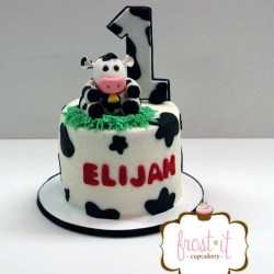Farm Smash Cake