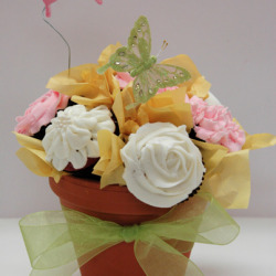 Small Cupcake Bouquet