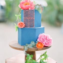 hex cake